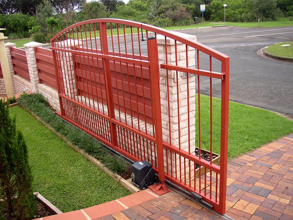 Automatic Domestic Gates Port Macquarie Mid Coast Door